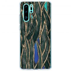 Cover Design Huawei P30 Pro - Wild Leaves