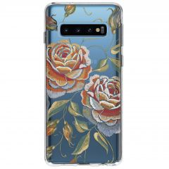 Cover Design Samsung Galaxy S10 - Roses