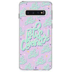 Cover Design Samsung Galaxy S10 - Celebrate