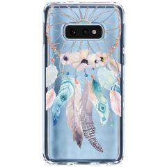 Cover Design Samsung Galaxy S10e - Dream Catcher Feathers