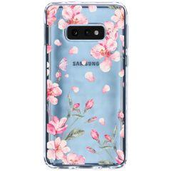 Cover Design Samsung Galaxy S10e - Blossom Watercolor Pink