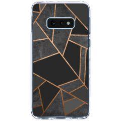 Cover Design Samsung Galaxy S10e - Black Graphic