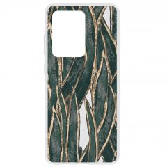 Cover Design Samsung Galaxy S20 Ultra - Wild Leaves