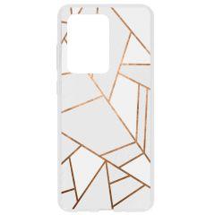 Cover Design Samsung Galaxy S20 Ultra - White Graphic