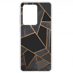 Cover Design Samsung Galaxy S20 Ultra - Black Graphic