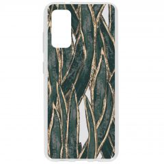 Cover Design Samsung Galaxy S20 - Wild Leaves