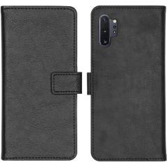 iMoshion Custodia Portafoglio de Luxe Samsung Galaxy Note 10 Plus - Nero