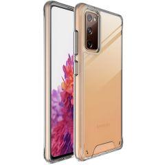 Accezz Impact Cover Samsung Galaxy S20 FE - Trasparente