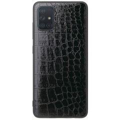 Cover Rigida Samsung Galaxy A71 - Crocodile