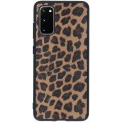 Cover Rigida Samsung Galaxy S20 - Leopard