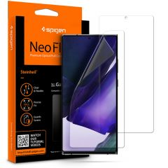 Spigen Neo Flex Pellicola Protettiva 2 Pezzi Samsung Galaxy Note 20 Ultra
