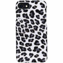 Cover Leopardato iPhone SE (2020) / 8 / 7 - Bianco