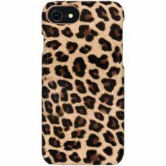 Cover Leopardato iPhone SE (2020) / 8 / 7 - Marrone