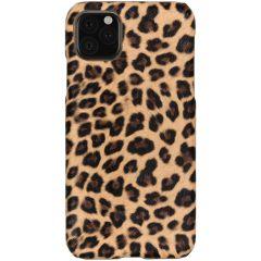 Cover Leopardato iPhone 11 Pro Max - Marrone