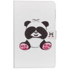 Custodia Flessibile Design Samsung Galaxy Tab A 10.1 (2019) - Small Panda