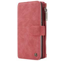 CaseMe Custodia Portafoglio de Luxe 2 in 1 Samsung Galaxy S8 - Rosso