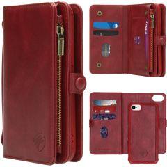 iMoshion Custodia Portafoglio 2-in-1 iPhone SE (2020) / 8 / 7 / 6(s) - Rosso