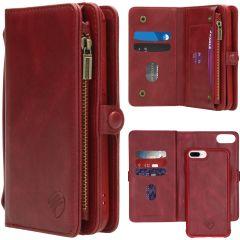 iMoshion Custodia Portafoglio 2-in-1 iPhone 8 Plus / 7 Plus / 6(s) Plus - Rosso