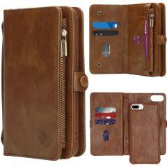 iMoshion Custodia Portafoglio 2-in-1 iPhone 8 Plus / 7 Plus / 6(s) Plus - Marrone