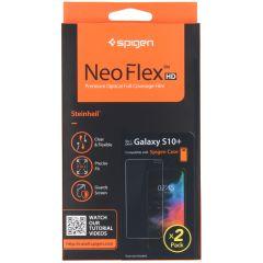 Spigen Neo Flex Pellicola Protettiva 2 Pezzi Samsung Galaxy S10 Plus