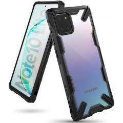 Ringke Fusion X Cover Samsung Galaxy Note 10 Lite - Nero