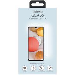 Selencia Pellicola Protettiva in Vetro Temperato Samsung Galaxy A42