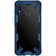 Ringke Fusion X Cover Huawei P Smart (2019) - Blu