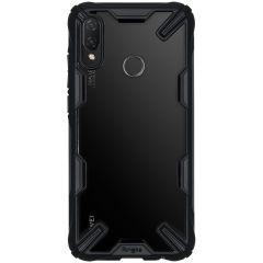Ringke Fusion X Cover Huawei P Smart (2019) - Nero