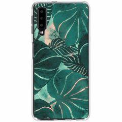 Cover Design Samsung Galaxy A7 (2018) - Monstera