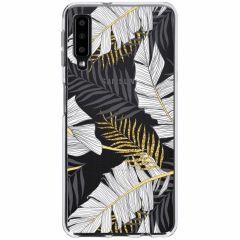Cover Design Samsung Galaxy A7 (2018) - Glamour Botanic