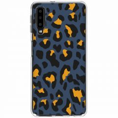 Cover Design Samsung Galaxy A7 (2018) - Panther