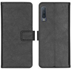 iMoshion Custodia Portafoglio de Luxe Samsung Galaxy A7 (2018) - Nero