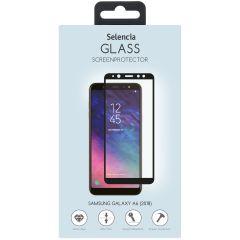 Selencia Pellicola Protettiva in Vetro Temperato Samsung Galaxy A6 (2018)