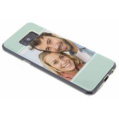Cover Flessibile Personalizzate Samsung Galaxy S8 Plus - Trasparente