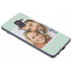 Cover Flessibile Personalizzate Samsung Galaxy A8 (2018) - Trasparente