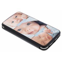 Custiodia Personalizzate (unilaterale) Samsung Galaxy S6 - Nero