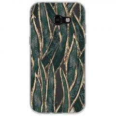 Cover Design Samsung Galaxy A5 (2017) - Wild Leaves