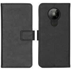 iMoshion Custodia Portafoglio de Luxe Nokia 5.3 - Nero