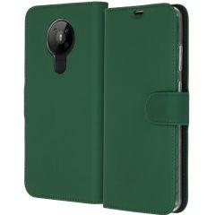 Accezz Custodia Portafoglio Flessibile Nokia 5.3 - Verde