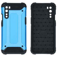 iMoshion Cover Robusta Xtreme OnePlus Nord - Azzurro