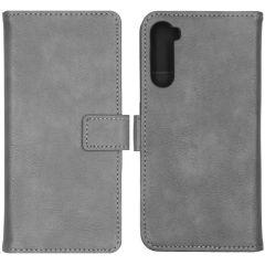 iMoshion Custodia Portafoglio de Luxe OnePlus Nord - Grigio