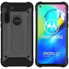 iMoshion Cover Robusta Xtreme Motorola Moto G8 Power - Nero