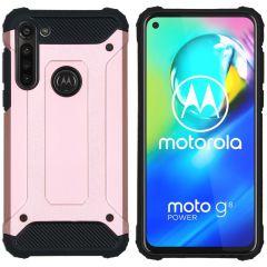 iMoshion Cover Robusta Xtreme Motorola Moto G8 Power - Rosa