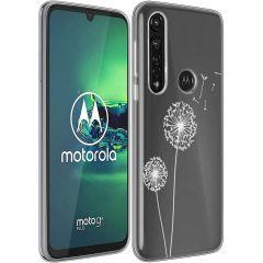 iMoshion Cover Design Motorola Moto G8 Power - Dandelion