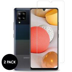 iMoshion Pellicola Protettiva in Vetro Temperato 2 Pezzi Samsung Galaxy A42
