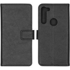 iMoshion Custodia Portafoglio de Luxe Motorola Moto G8 Power - Nero