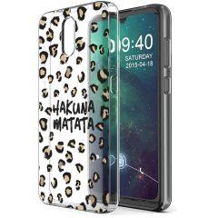 iMoshion Cover Design Nokia 2.3 - Hakuna Matata