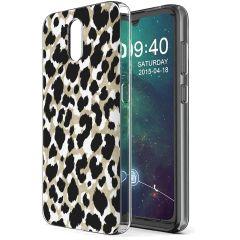 iMoshion Cover Design Nokia 2.3 - Golden Leopard