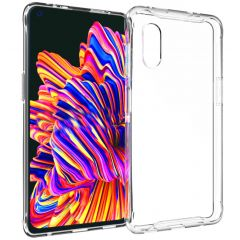 Accezz Cover Clear Samsung Galaxy Xcover Pro - Trasparente