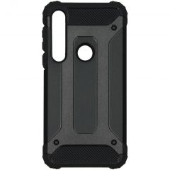 iMoshion Cover Robusta Xtreme Motorola Moto G8 Plus - Nero